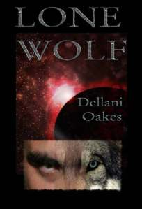 The Lone Wolf book cover
