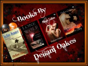 To Purchase Dellani's Books