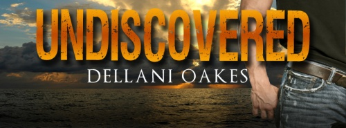 Undiscovered by Dellani Oakes - 500 banner