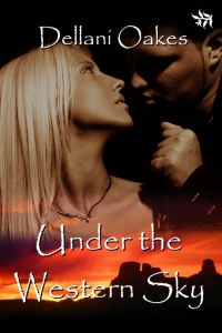 Under the Western Sky by Dellani Oakes - 500