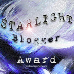 starlight blogger aware logo