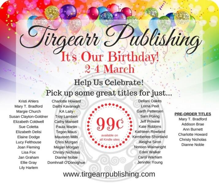 Tirgearr Birthday 2018