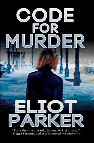 Cover for Murder Eliot Parker