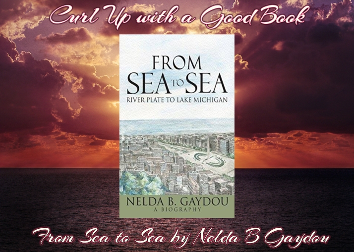 curl up with a good book from sea to sea nelda b gaydou