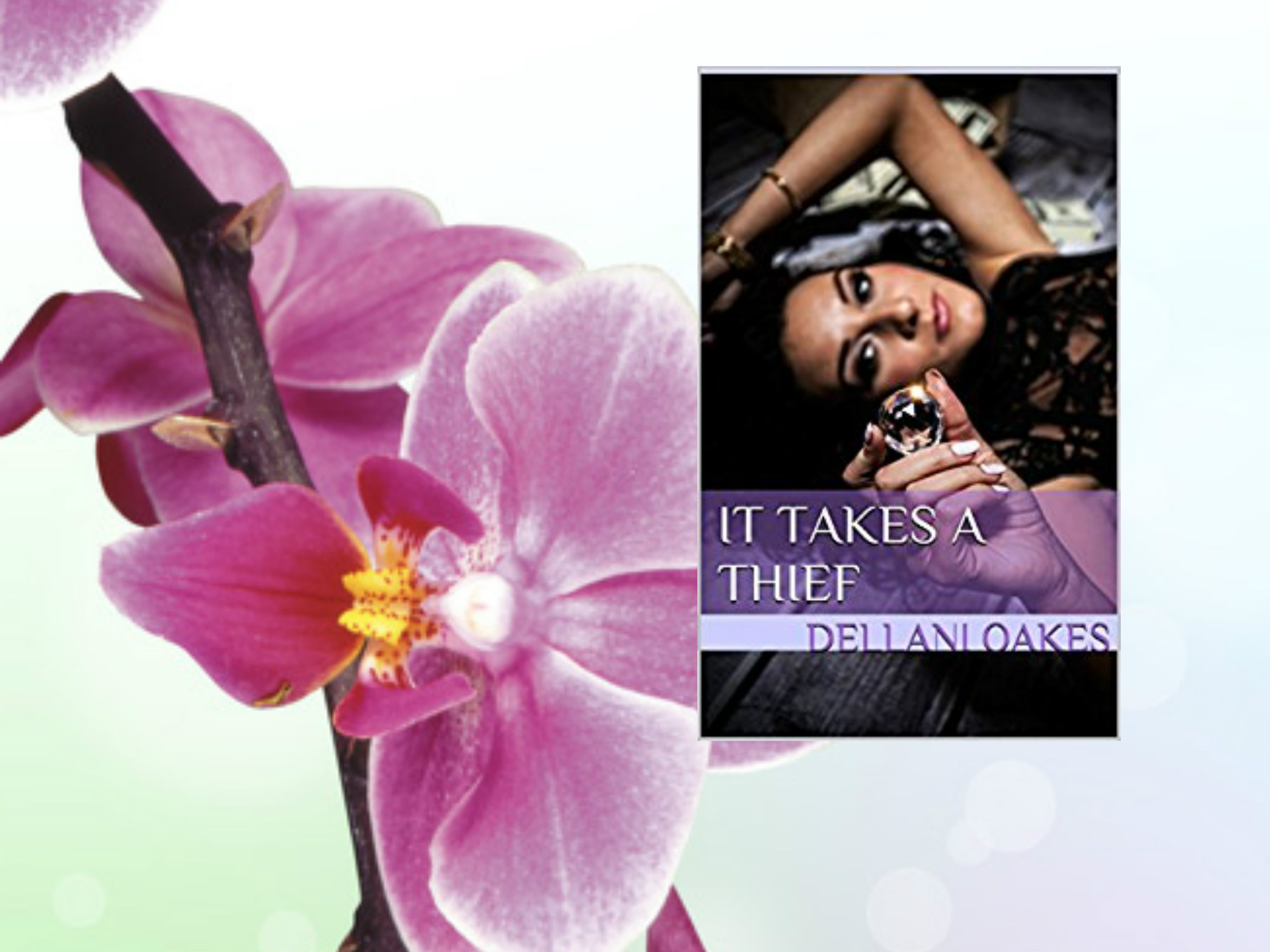 It Takes a Thief Orchid promo